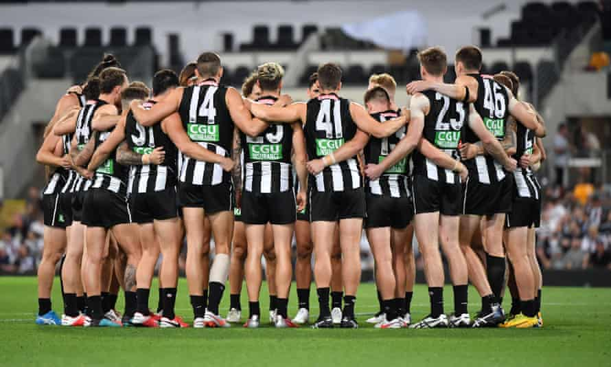 Collingwood Players Apologise For Systemic Racism